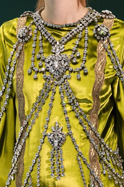 Gucci, Fall 2018 #runwaydetails