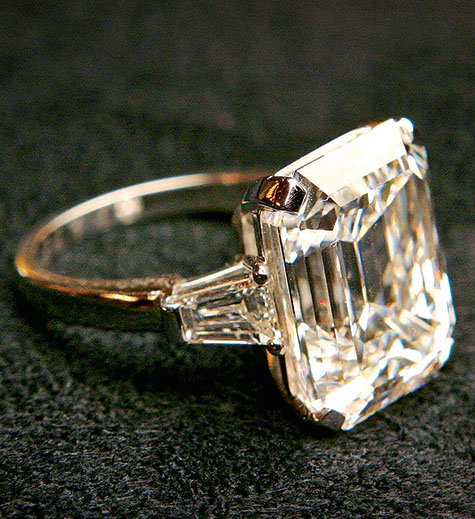 Melania S 12 Carat Ring Melania Trump Engagement Ring Diamond Engagement Rings