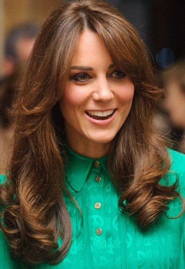 Kate Middletons New Retro Hair Cut Beauty And Hair Kate
