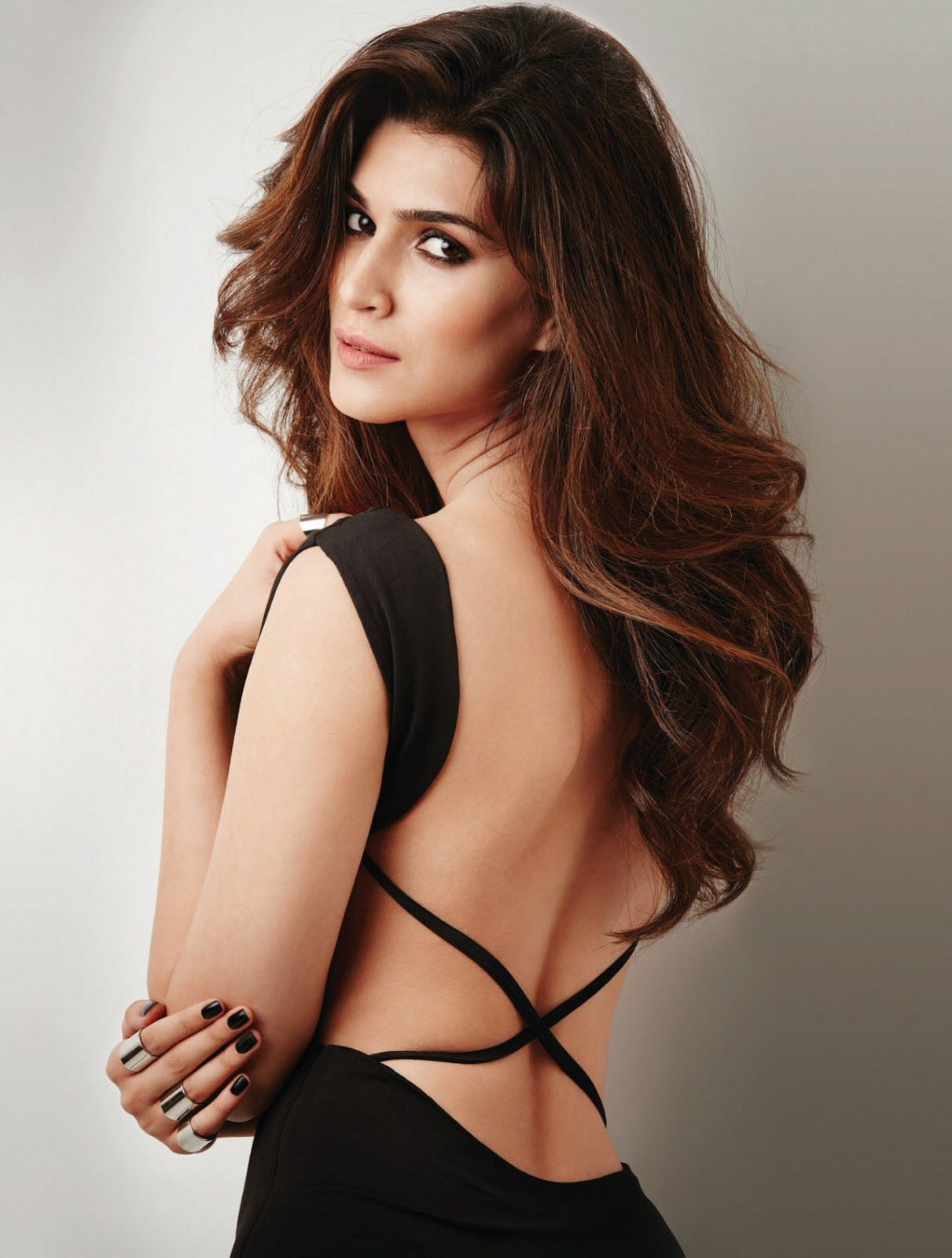 kriti sanon's photoshoot for femina india. #bollywood #fashion
