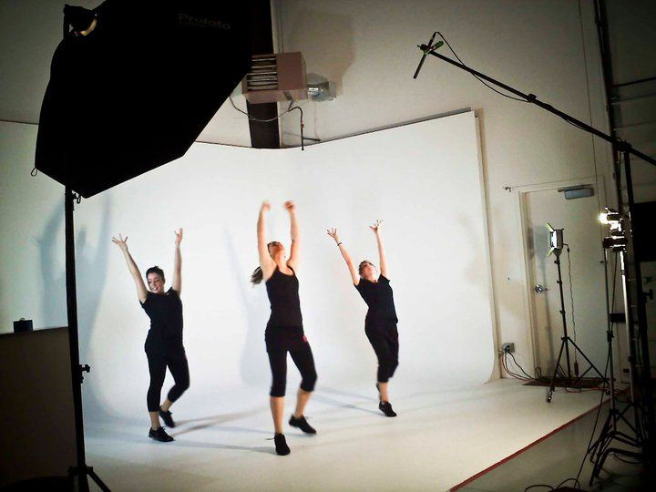 Oula Photo Shoot At River Rock Studio Fitness Mind Body Connection Cardio Workout