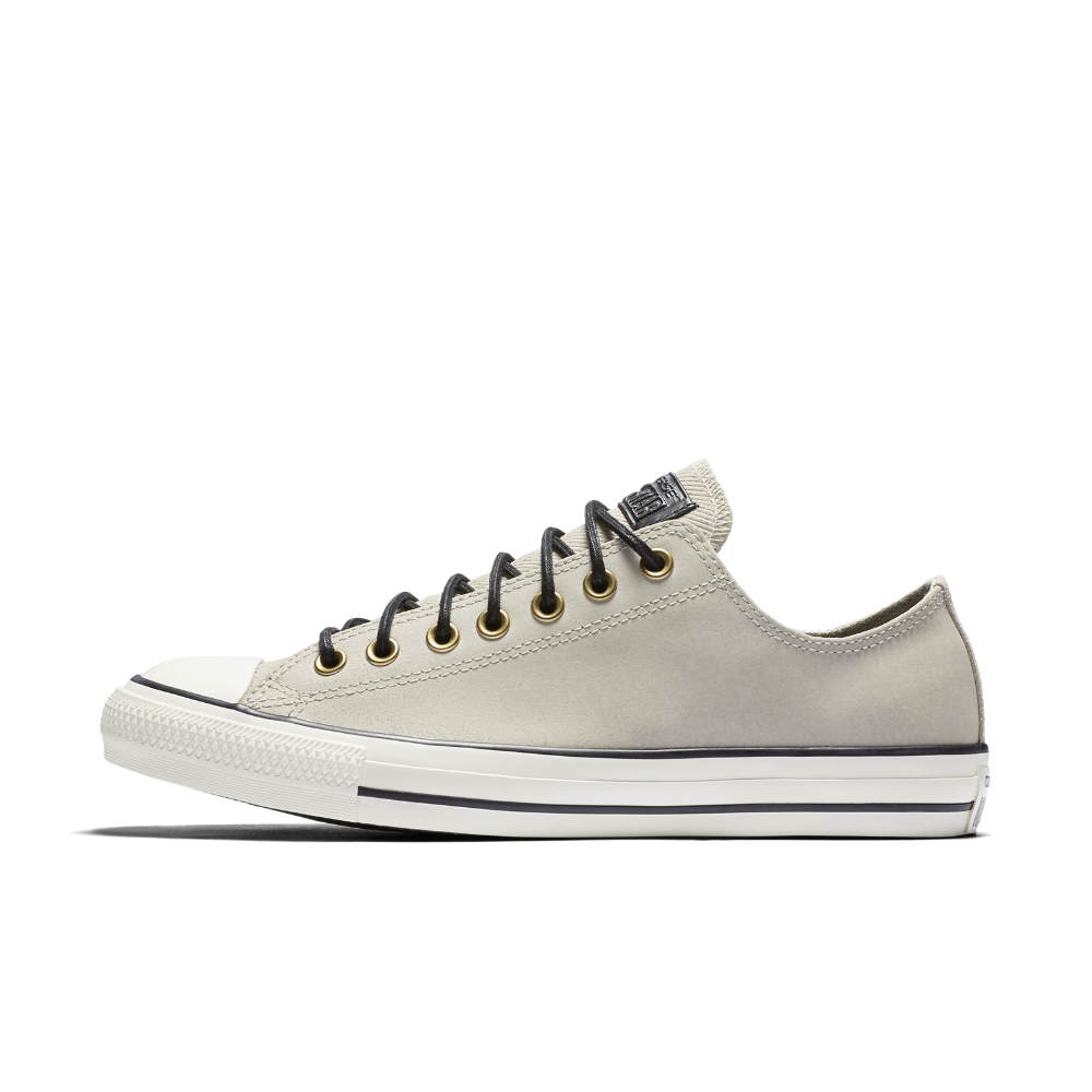 33279549d3c3 Converse Chuck Taylor All Star Crafted Suede Low Top Shoe Size 10.5 (Khaki)  - Clearance Sale