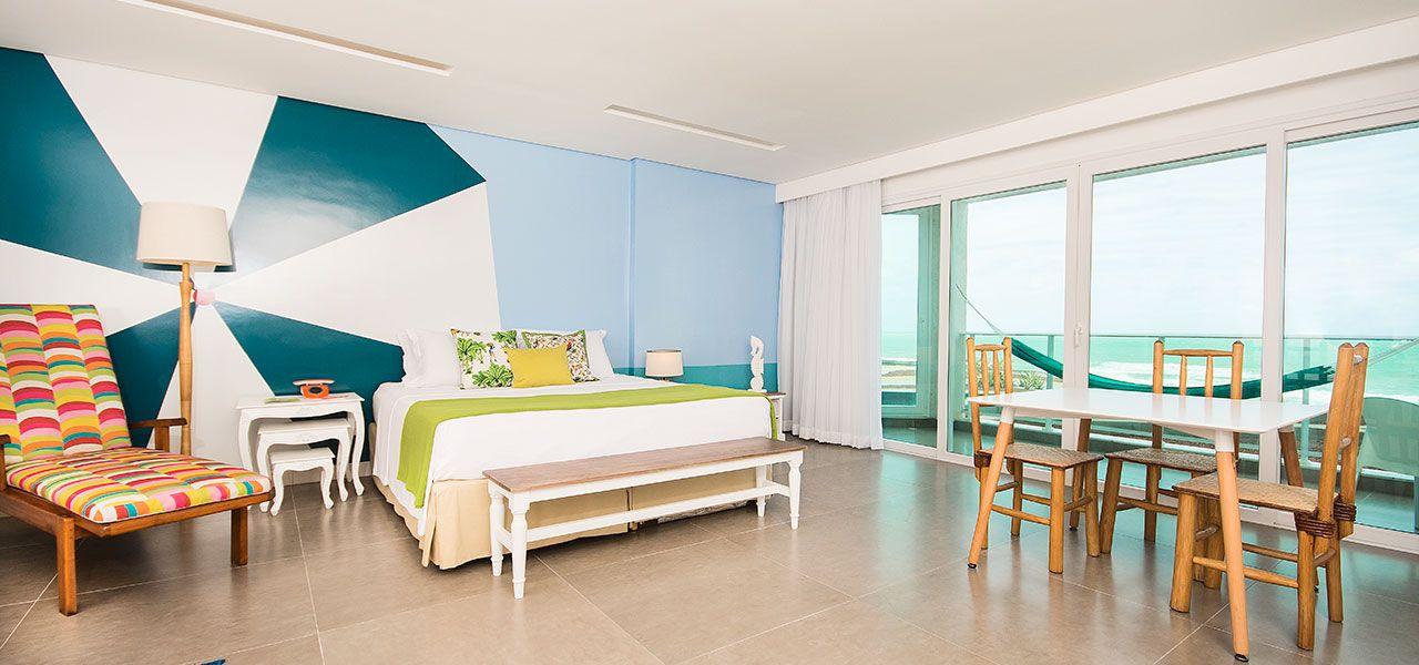 Kembali Hotel - Porto de Galinhas - Brasil Andar Balneário