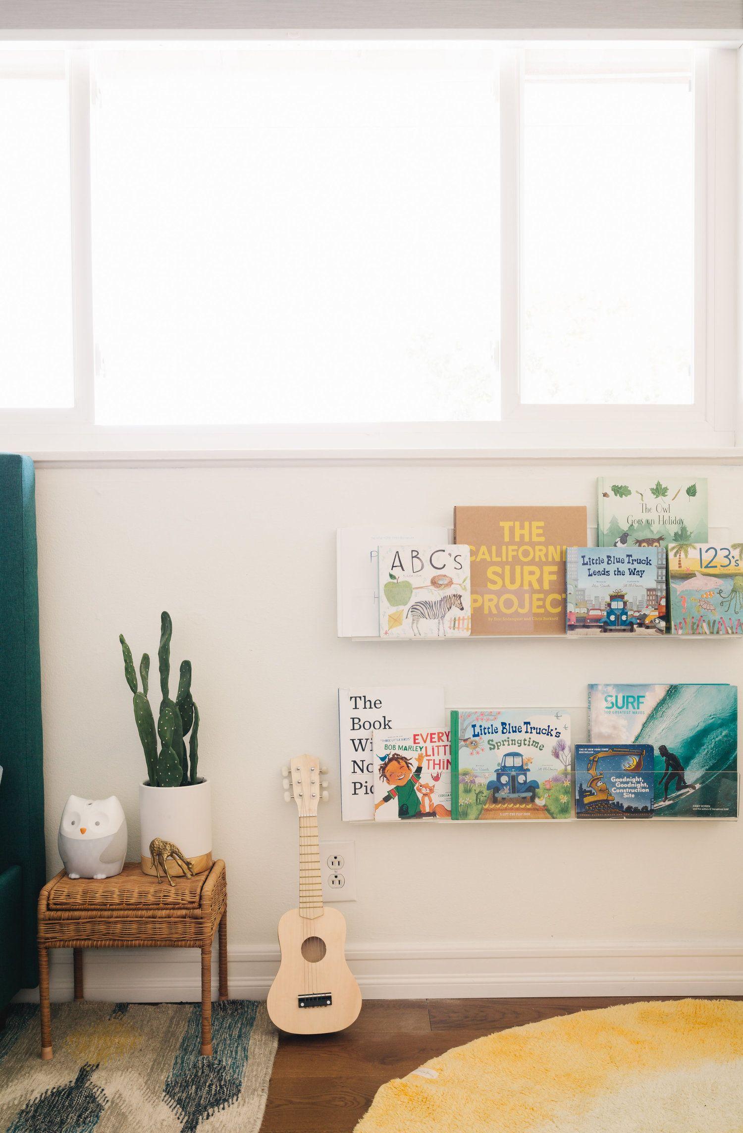 Finn's California Coastal Cool Big Boy Room Reveal images