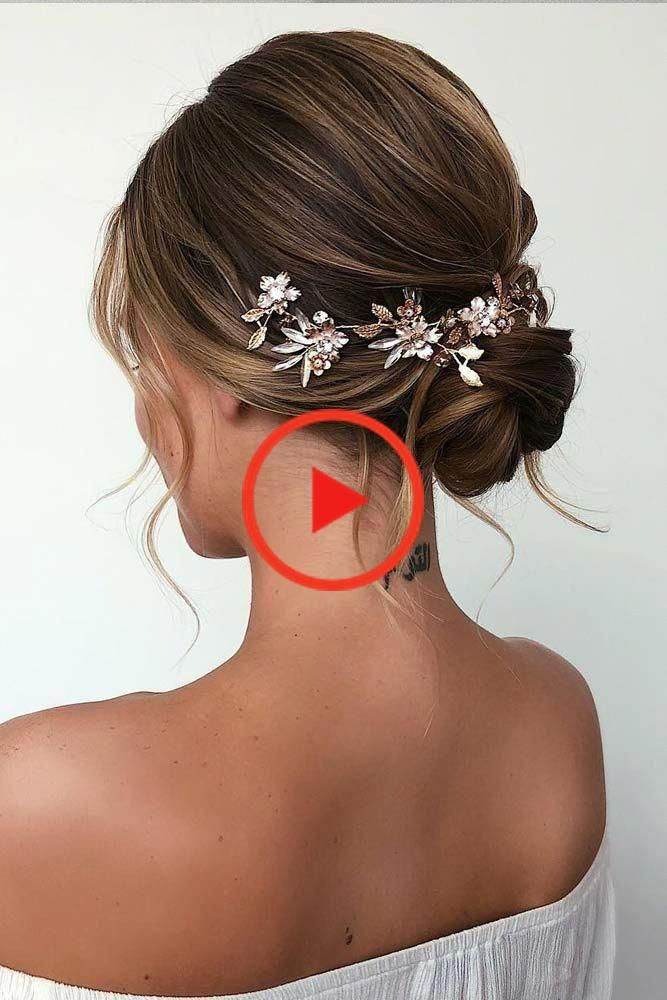 33 Amazing Prom Hairstyles For Short Hair 2020 | Short ...