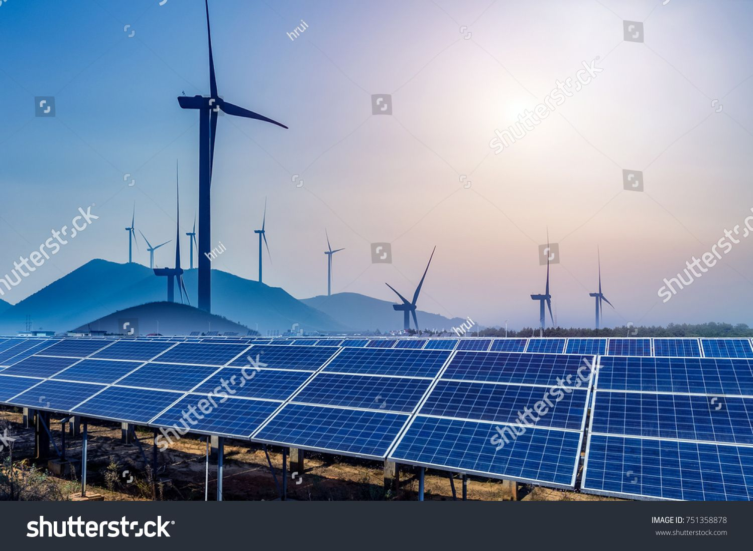 Solar and wind power, clean energy #Ad , #affiliate, #wind#Solar#power#energy
