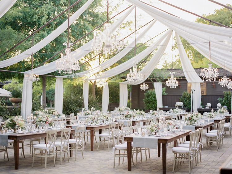 Weddings at The Estate Yountville and Napa California
