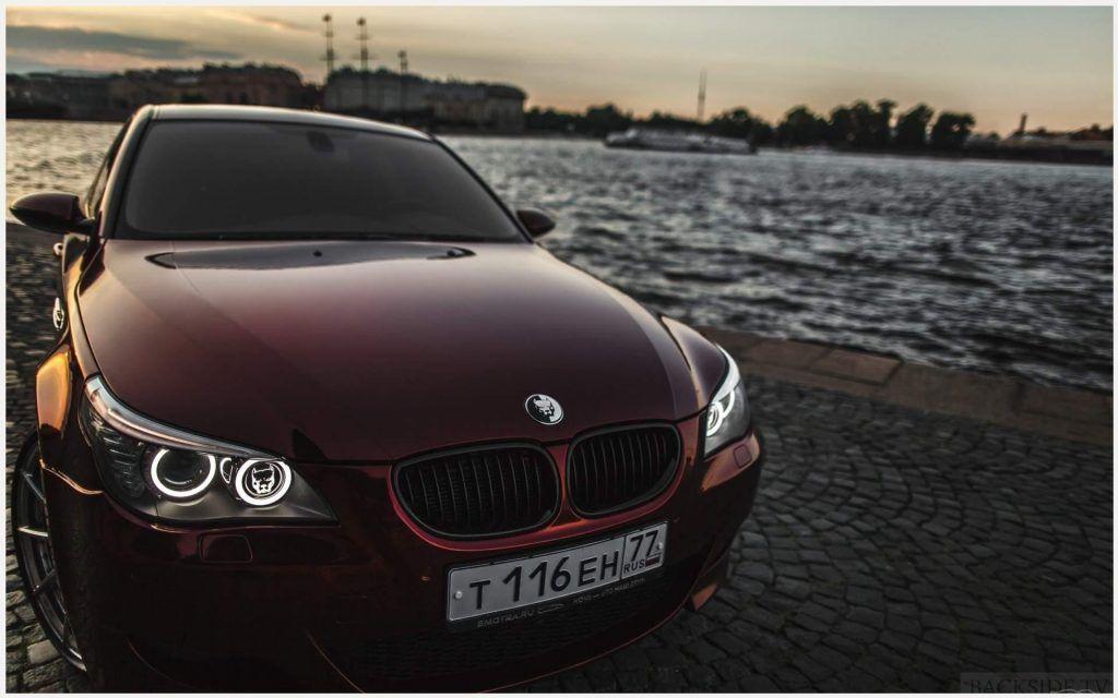 BMW E60 M5 Car Wallpaper