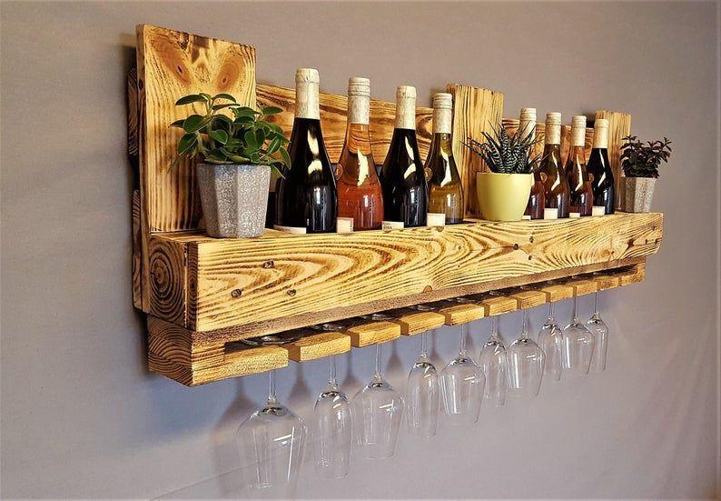 Pin On Wine Bottle Rack
