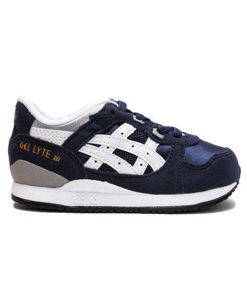 ASICS GEL Lyte III TS Retro Running Shoe Toddler