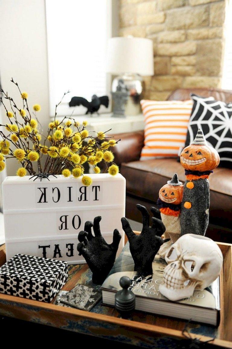 70 Good Diy Halloween Home Decor Ideas Diy Halloween Home Decor
