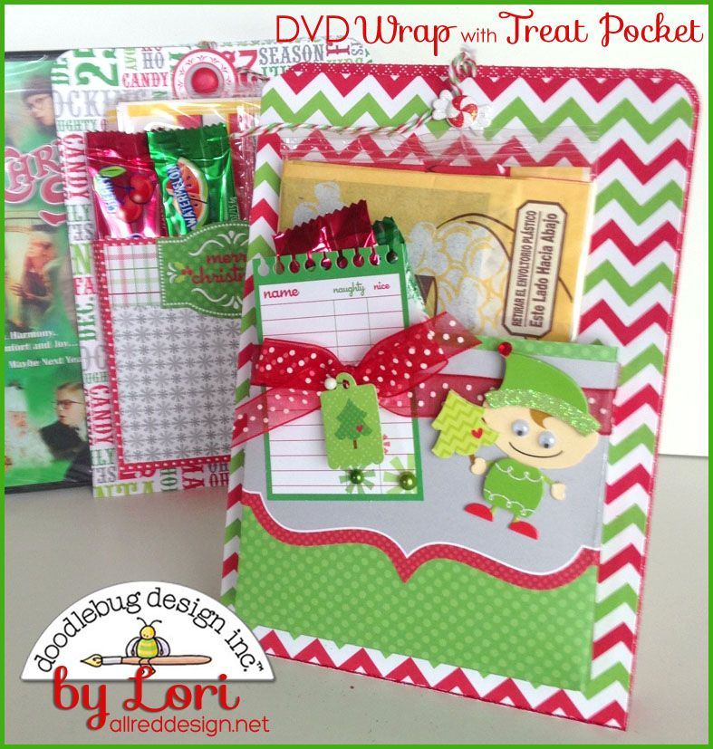 Doodlebug Design North Pole Collection by Lori Allred