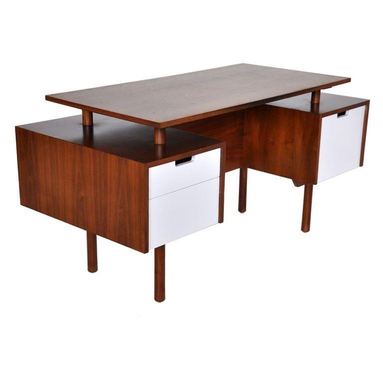 Milo Baughman desk
