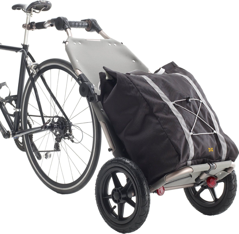 Amazon.com: Burley Travoy Bike Commuter Trailer: Sports & Outdoors