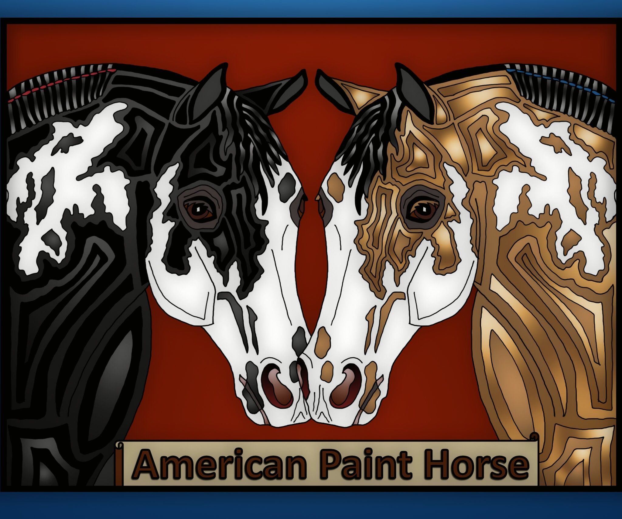 Pin by shawna bloom on horse coloring pages u horse color books