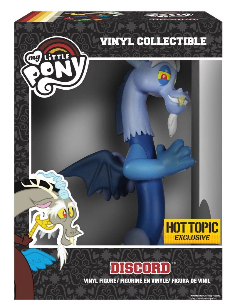My Little Pony Funko Discord Blue Vinyl Figure Vinyl Figures Star Wars Kids Blue Vinyl