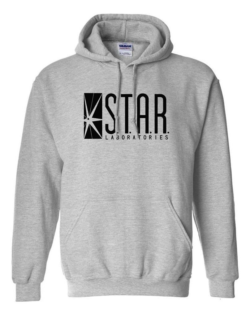 bc4ea264a851 superman series men hoody STAR S.T.A.R.labs jumper the flash gotham ...