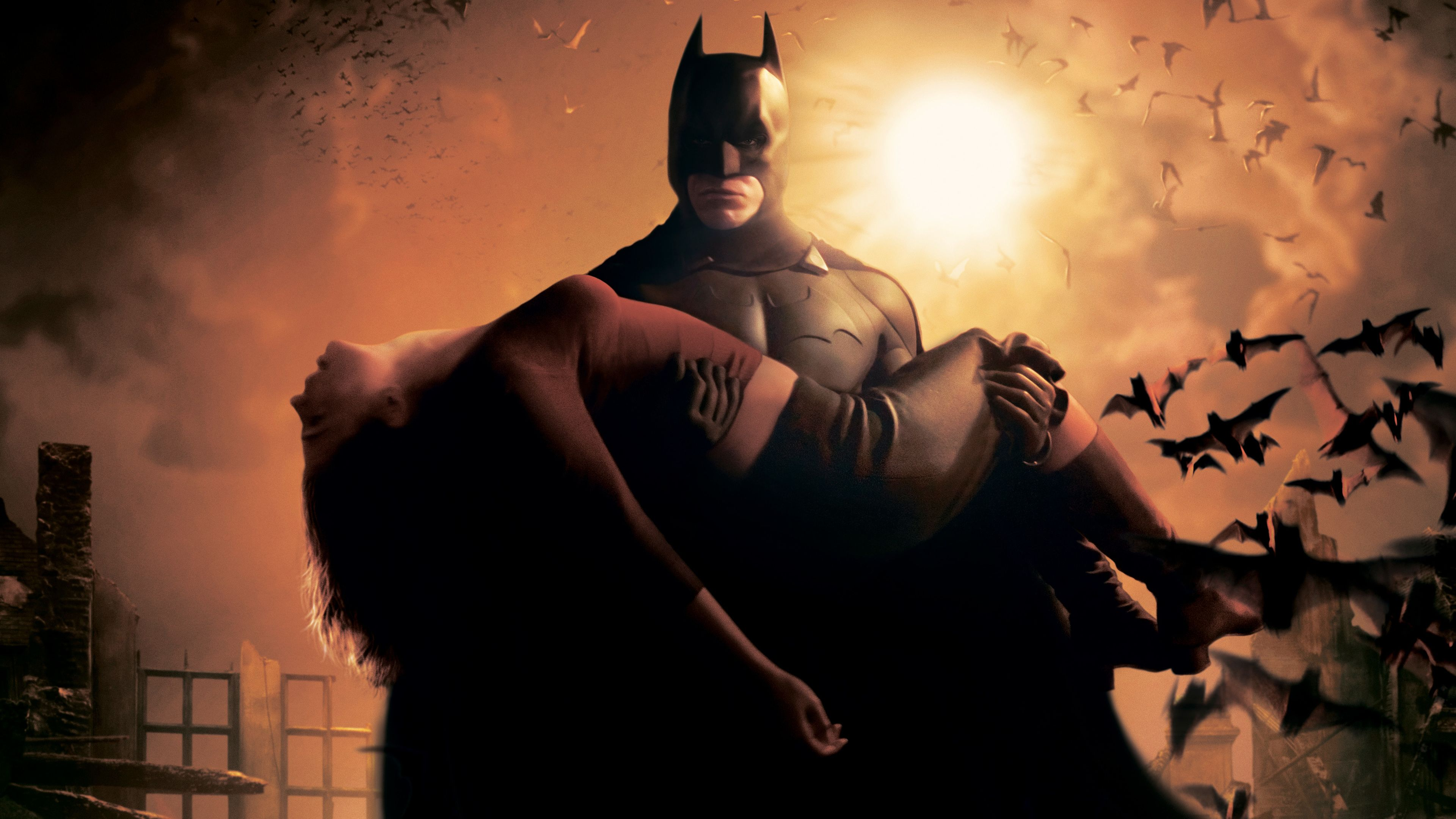 Katie Holmes Batman Begins Poster 4k Superheroes Wallpapers Hd Wallpapers Batman Wallpapers 4k Wallpap Batman Begins Movie Wallpapers Free Download Pictures
