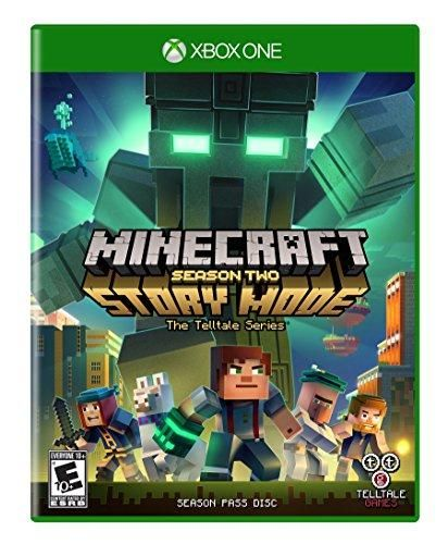 Minecraft Story Mode Season Xbox One Standard Edition - Minecraft pc mit xbox spielen