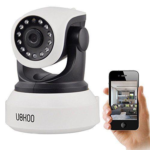 Ip Camera Uokoo 720p Wifi Security Camera Internet