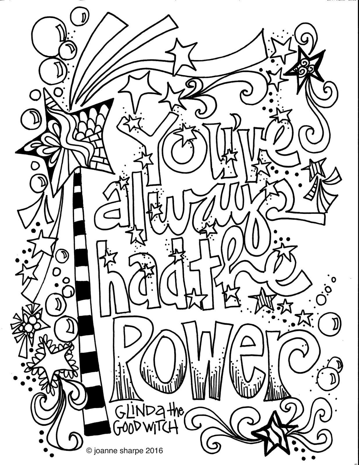 Whimsical designs coloring book - Today Let S Play In My Coloring Book The Art Of Whimsical Living