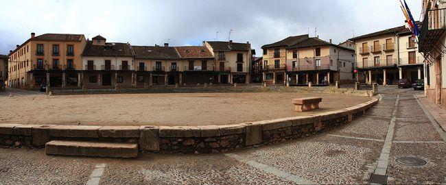 Tramo final de los #lugares de La Vuelta Ciclista a #España. Pedaleos idílicos hasta #Madrid #LV2015 #viajes