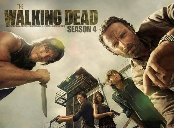 The Walking Dead\' estrena nuevo material, de cara al cierre de su ...