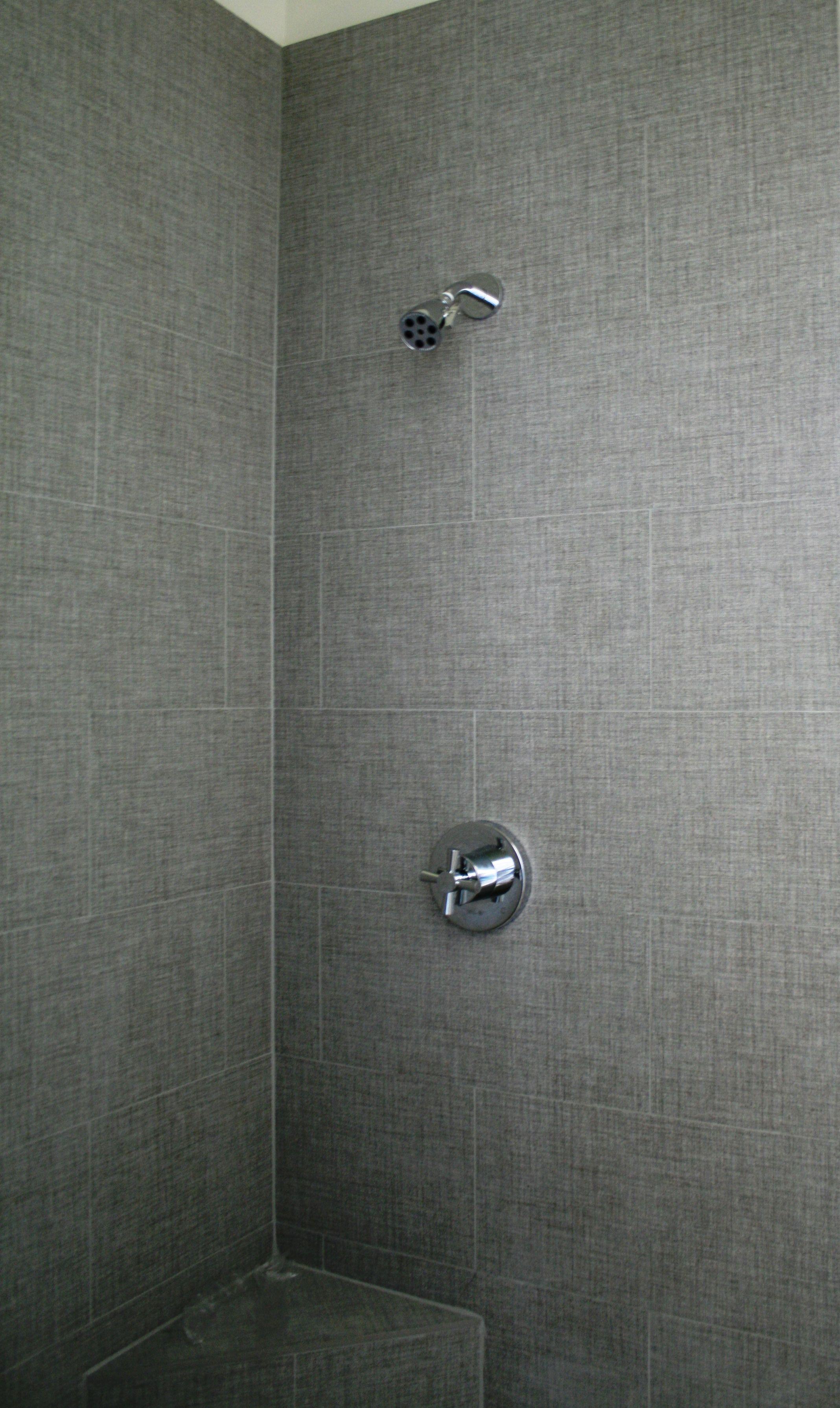 Linen Textured Tile From Jenkins Brick Bathroom Floor Tiles Floor Tile Grout Bathroom Flooring