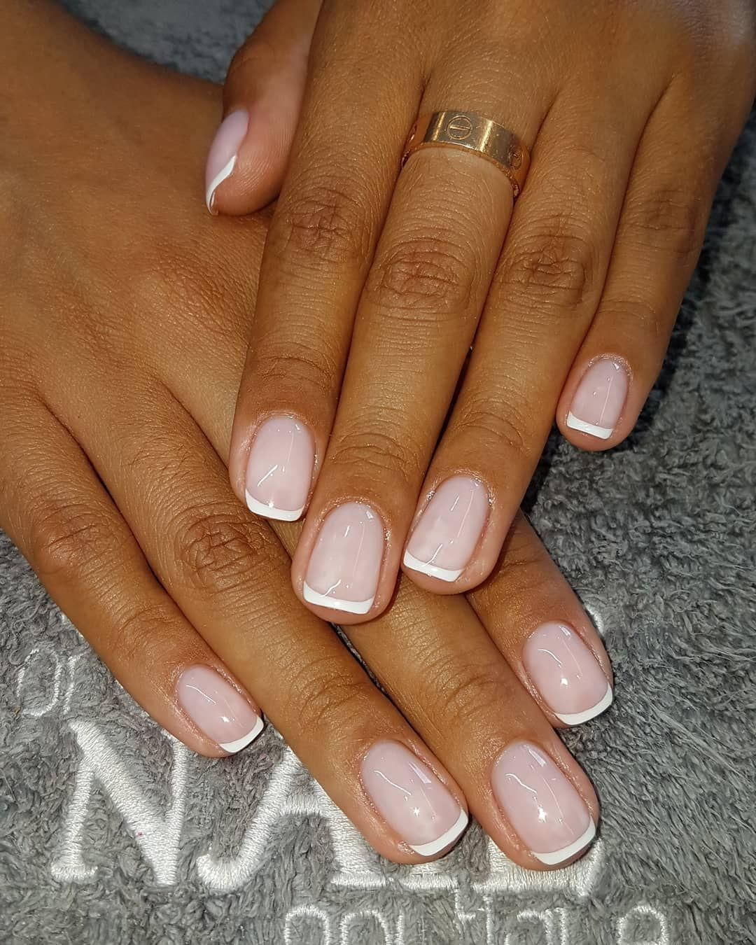 Opi Gel Bubble Bath French Manicure Jessicagiovanna With