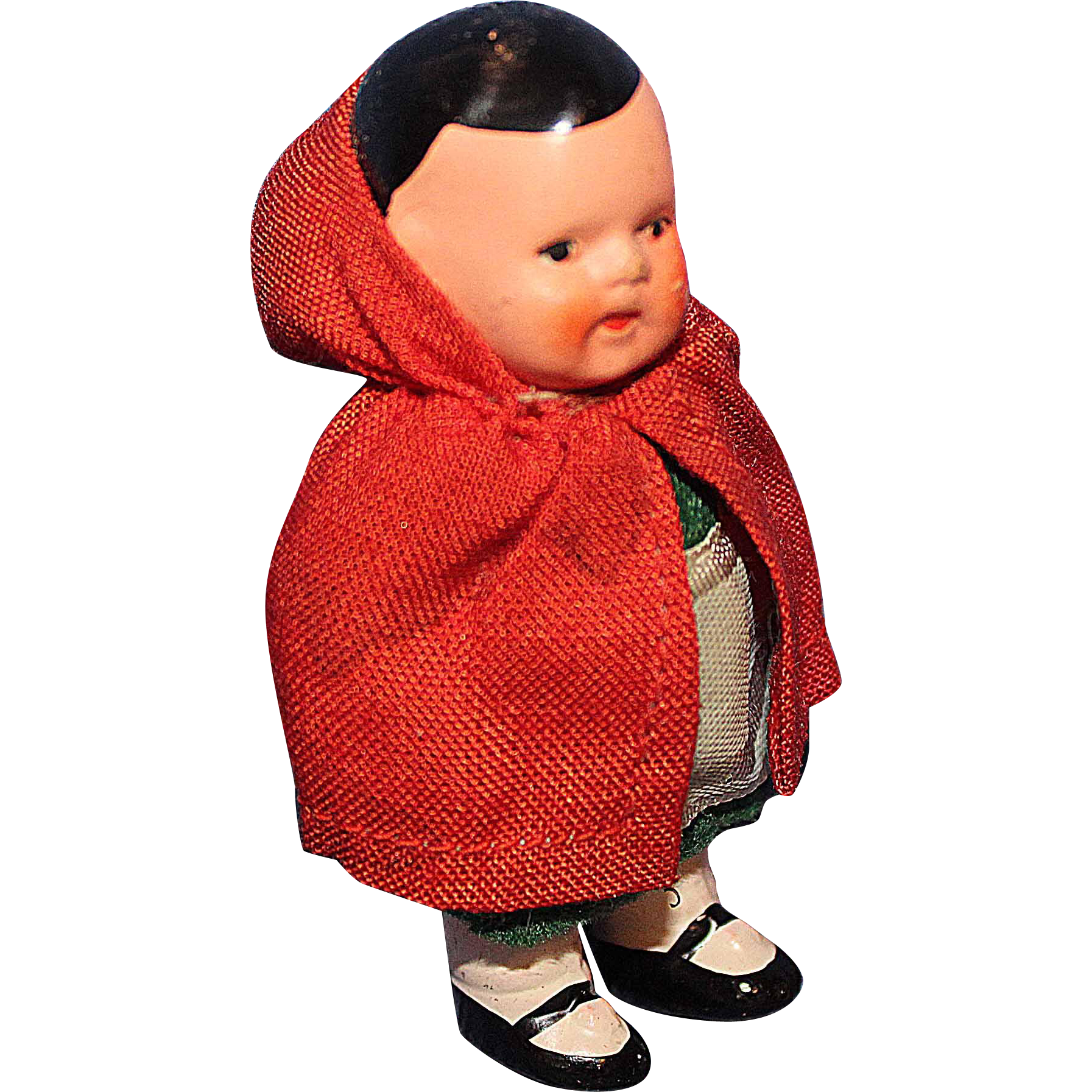 This is the cutest little red riding hood 3 inches tall she is this is the cutest little red riding hood 3 inches tall she is all original buycottarizona