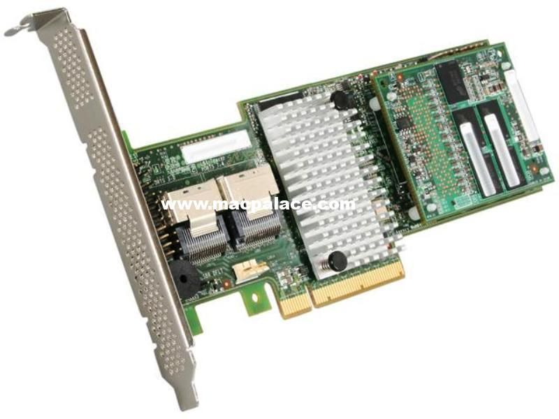 Lsi Logic L3-25419-03a Megaraid Mr Sas 9266-8i Raid