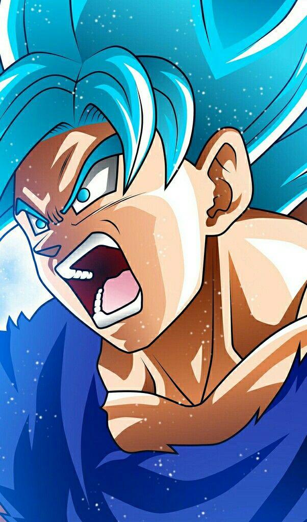 Goku Ssj Blue Anime Dragon Ball Super Dragon Ball Wallpapers Dragon Ball