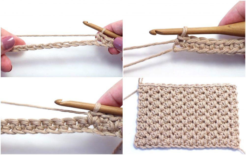 The Smock Stitch Crochet Tutorial | Crochet | Pinterest | Ganchillo ...