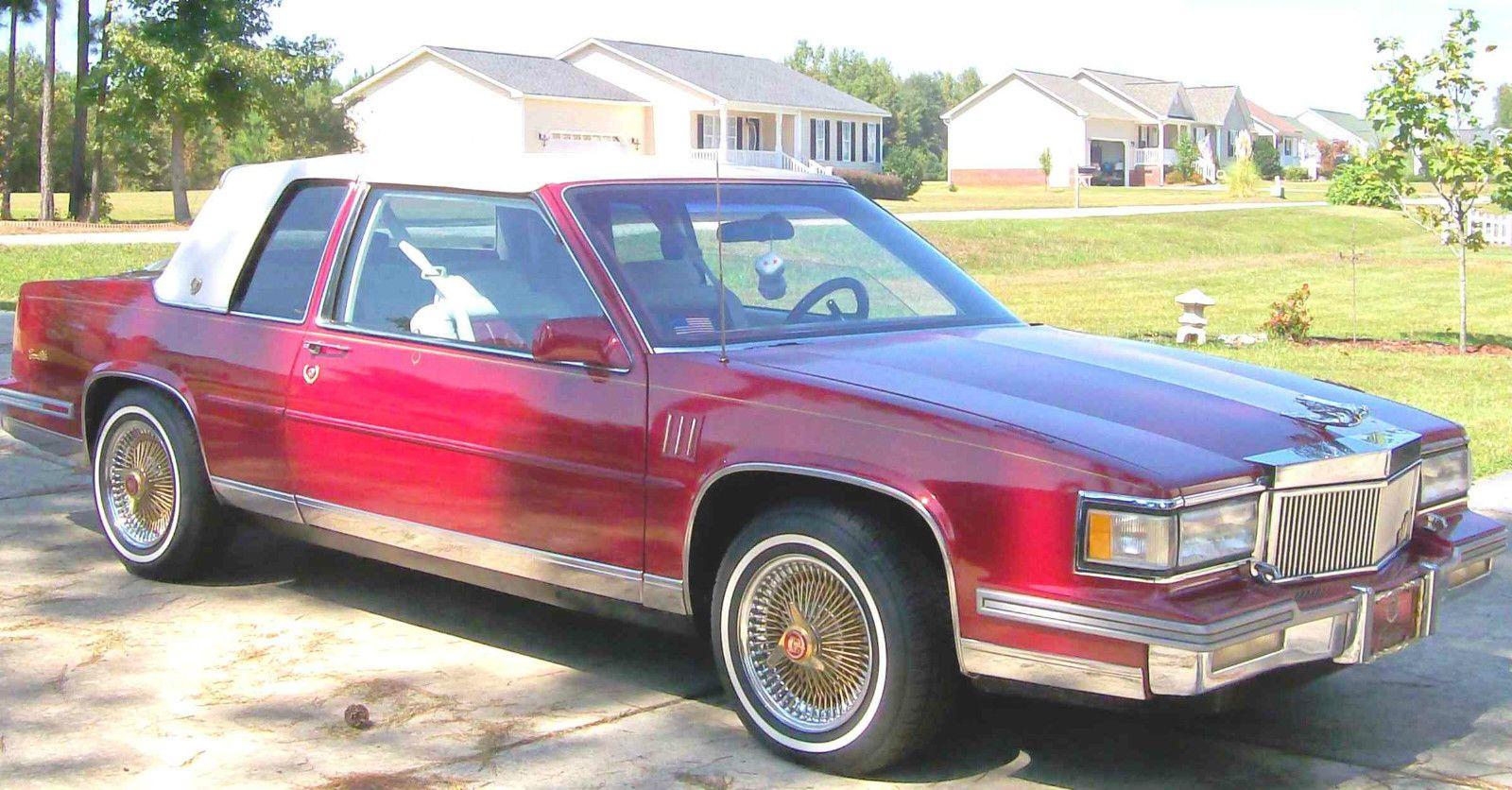 Cadillac : DeVille 2 door | Cadillac, Kit cars and Motor car