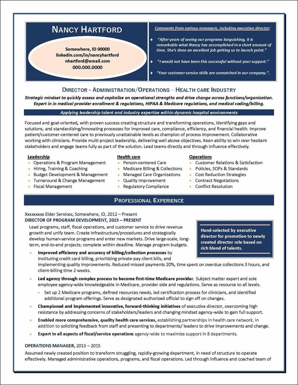 Healthcare Program Manager Resume Distinctive Career Services Programme Manager Manager Resume Health Care