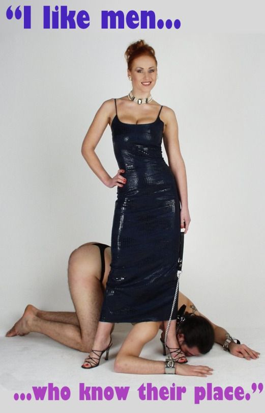 Femdom and natural
