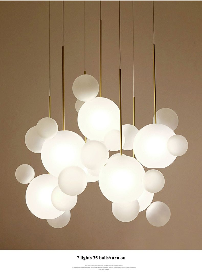 Modern Mickey Led Chandeliers Lighting