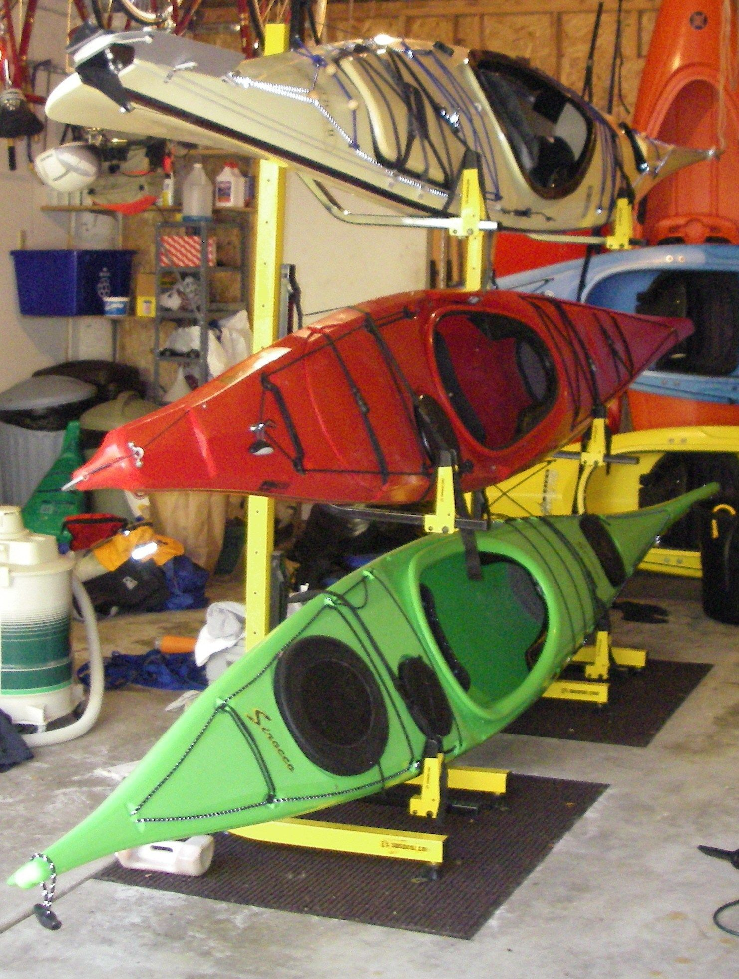 Explore Kayak Adventures Storage And More