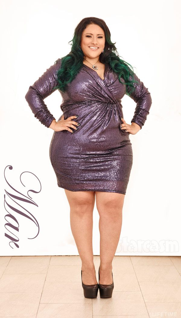 Plus size dating show accommodating with