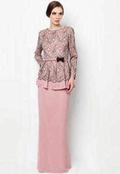Jewel Luxe Baju Kurung Muslim Fashion Pinterest Kebaya