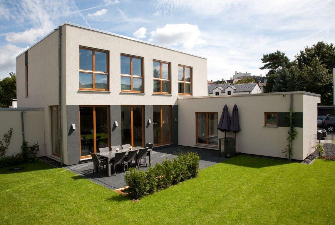 Garten Bauhausstil kundenhaus rau rensch haus gmbh haus fertighäuser