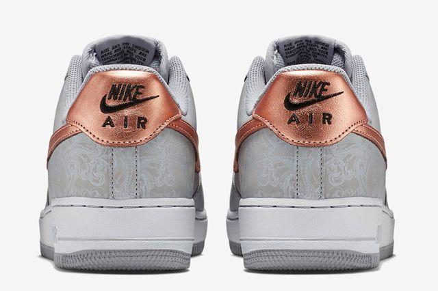 Nike Air Force 1 LV8 - Wolf Grey/Metallic Bronze