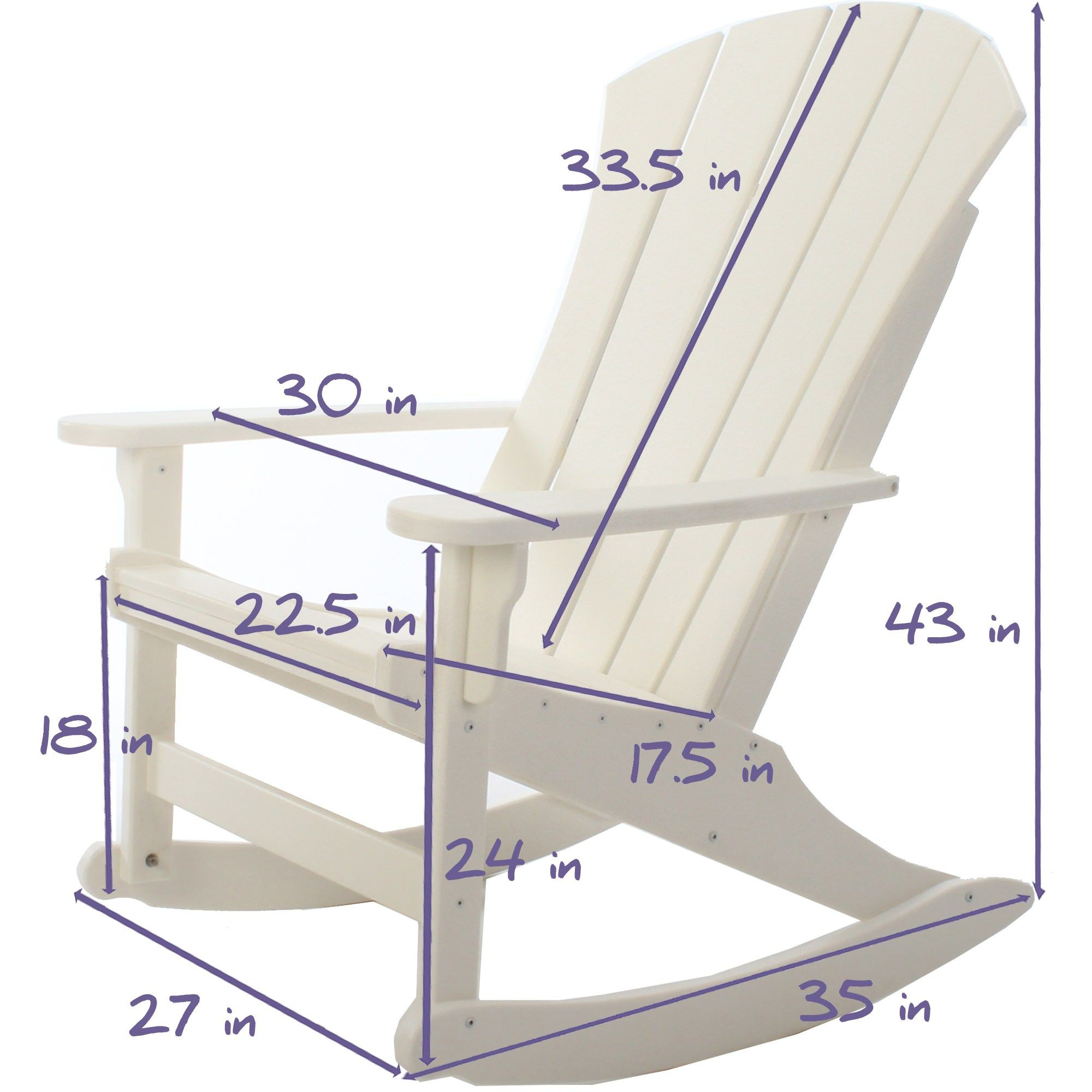 Image Result For Rocking Chair Measurements Rocking Chair Plans