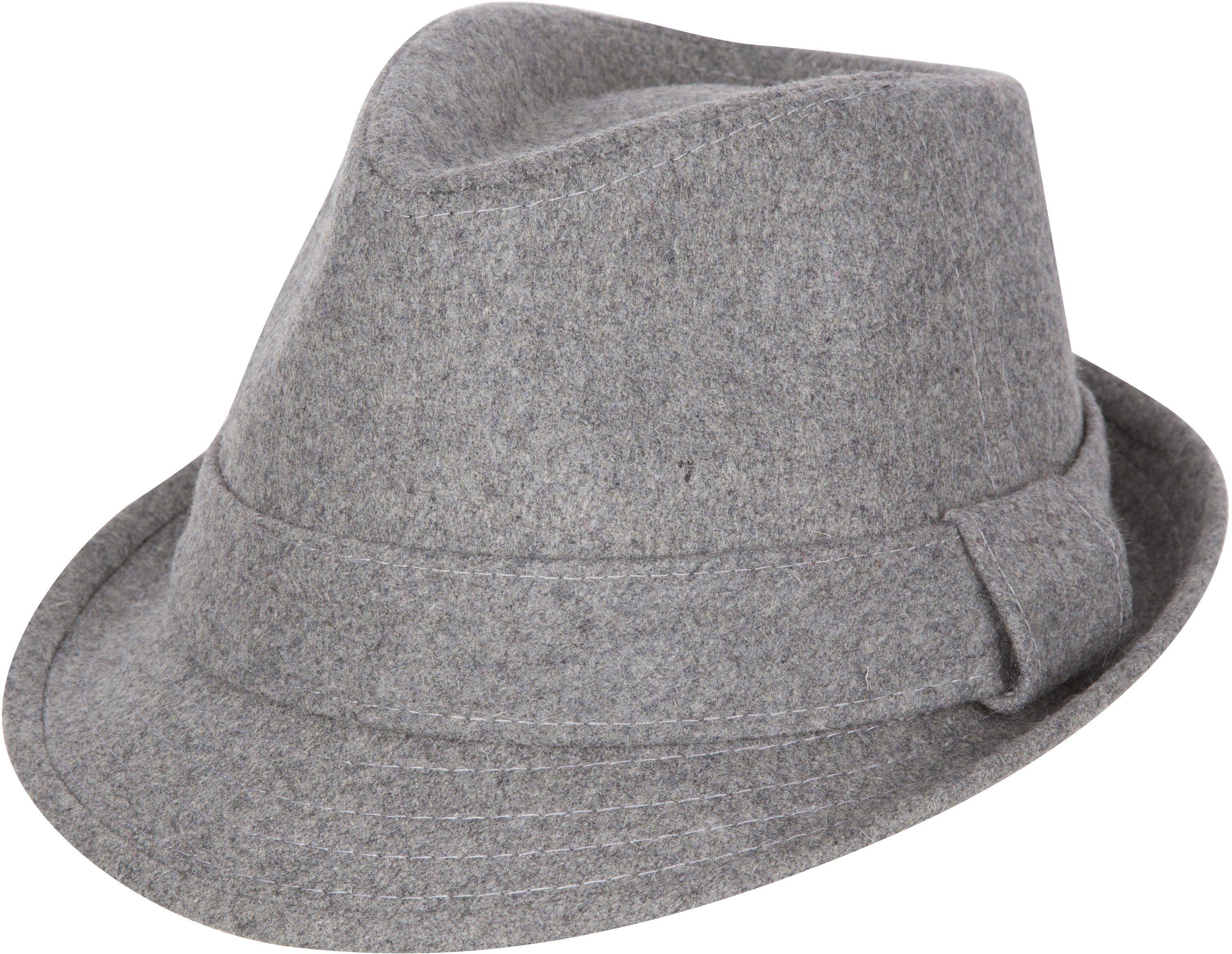 Sakkas Original Unisex Structured Wool Fedora Hat  2959d6e5490e