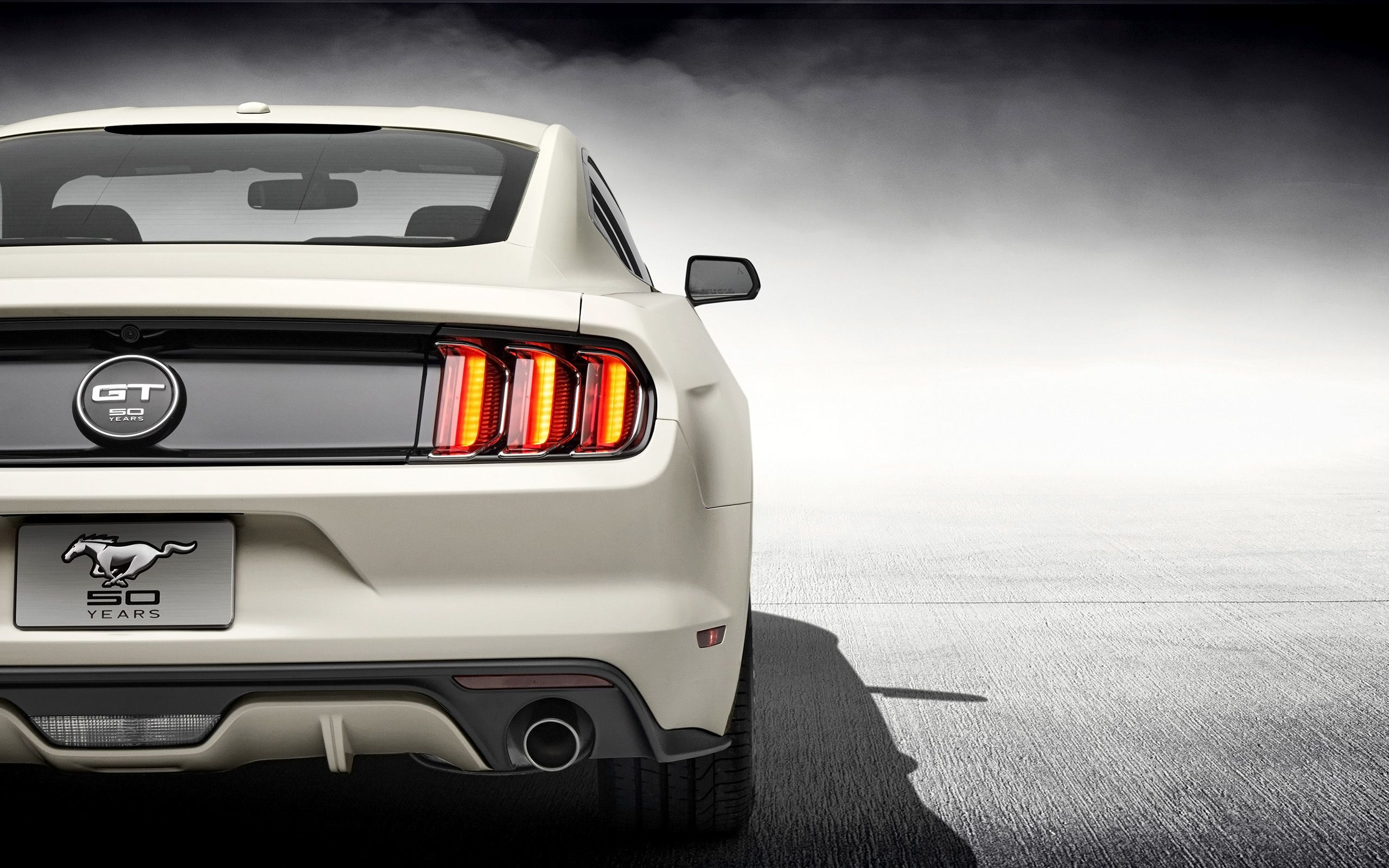 Ford mustang gt fastback 50 year limited edition 2015