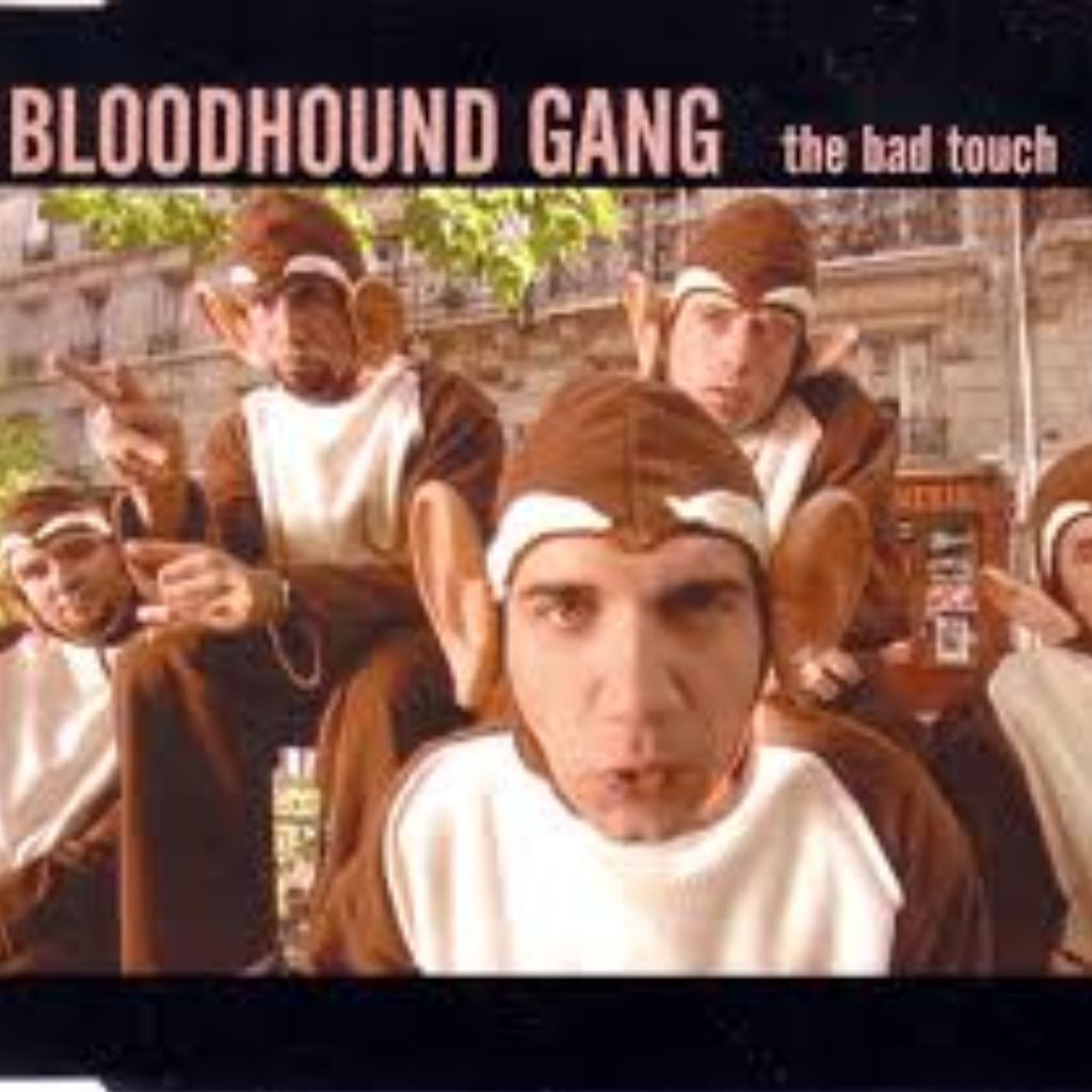 Bloodhound Gang The Bad Touch Recording Smule Alternative