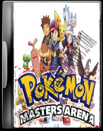 Pin On Pokemon Master Version
