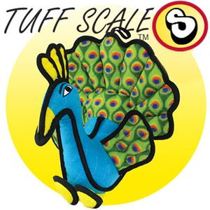 Tuffy Zoo Peacock Zoo Series Vip Products Tuffy Dog Toys