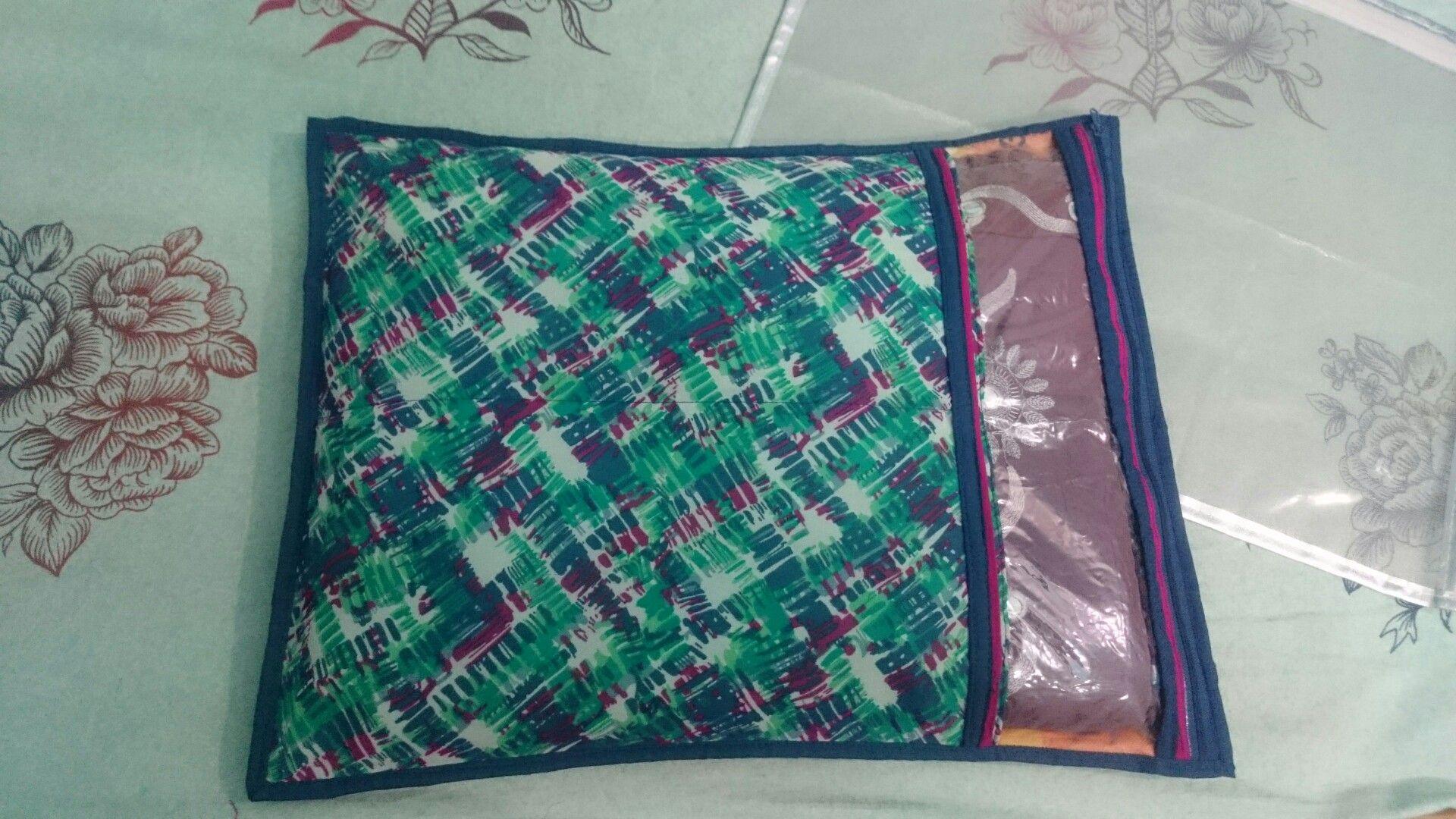 Saree cover diy pinterest saree