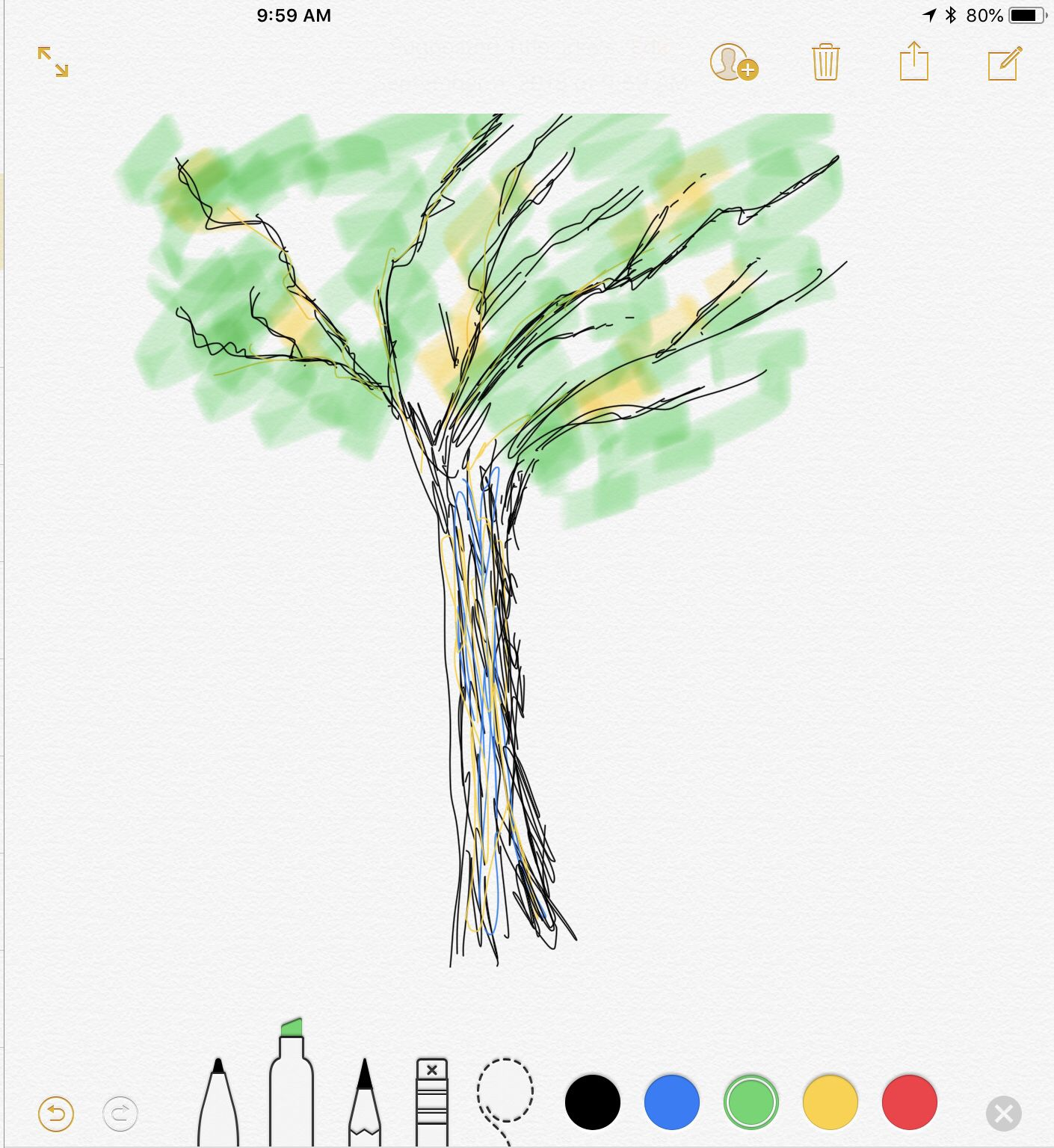 Playing with my Apple Pencil and found this website with